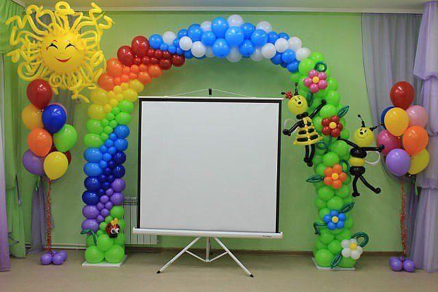 Выпускной в детском саду 7